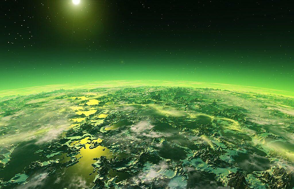 Dünya Benzeri Dış Gezegende Atmosfer Bulundu