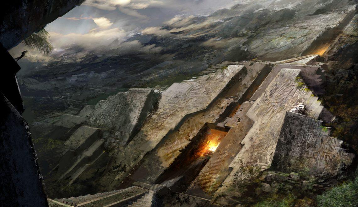"""200.000 Yıllık """"Anunnaki"""" Metropolü Keşfedildi"""