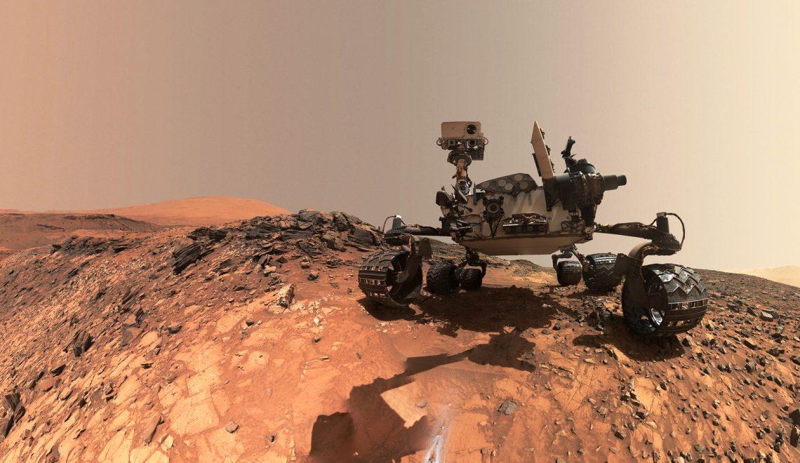 Mars'ta Oksijen Olabilir