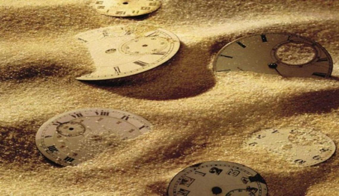 """Yeni Bir """"Zaman"""" Teorisi"""