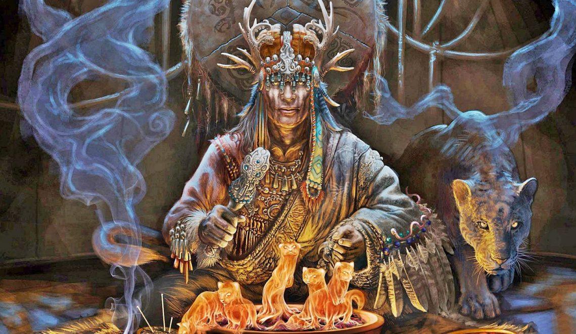 dinle dedi şaman