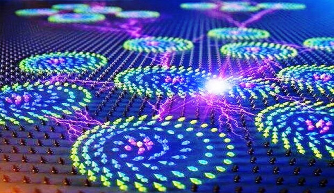 Atomaltı Parçacık Hücre Gibi Bölünüyor