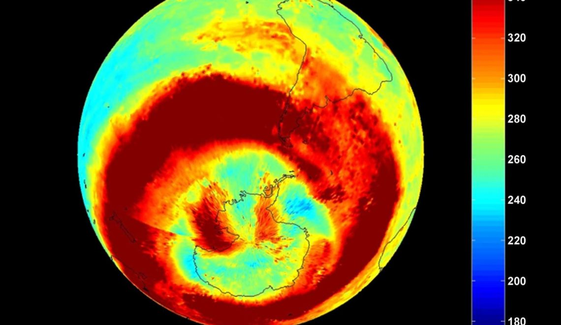 Ozon Tabakası İyileşiyor