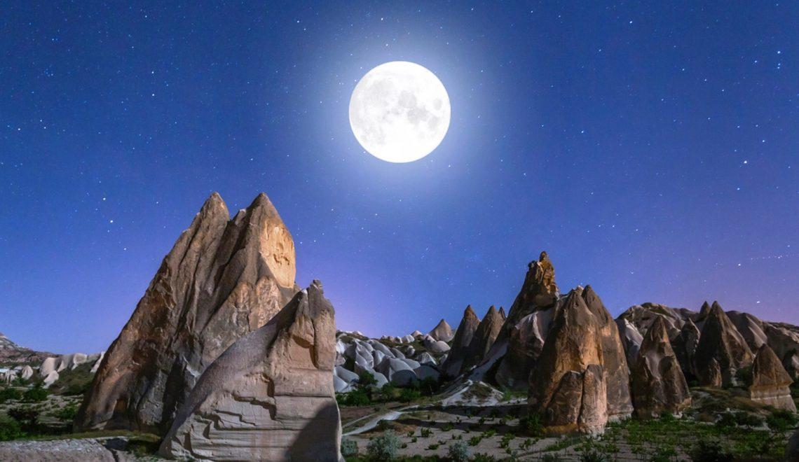 Ay Büyüsü