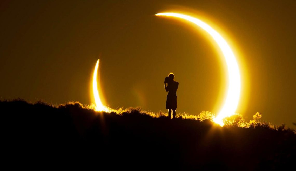 Dairesel Güneş Tutulması