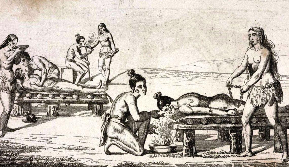 Kızılderililerin Tıbbi Buluşları
